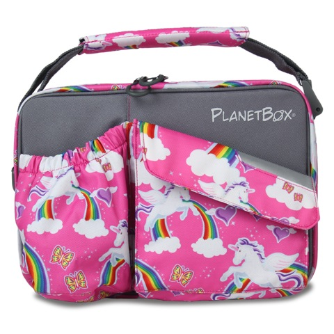 Planet Box - Carry Lunch Bag - Rainbow