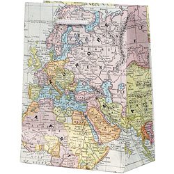 Map Small Bag