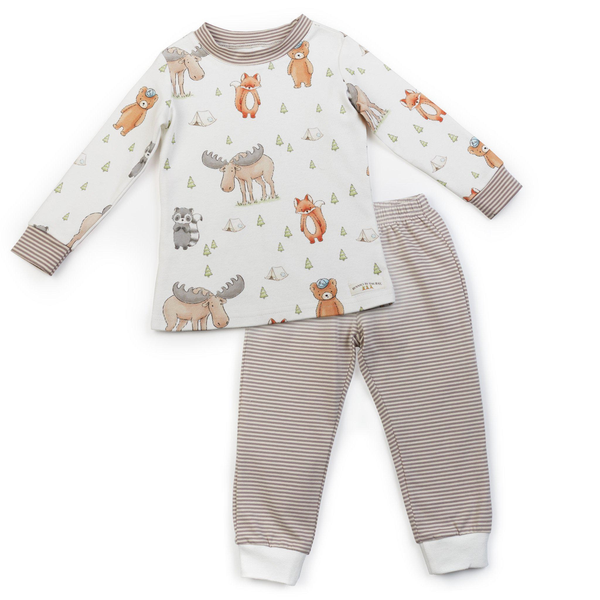 Camp Cricket Camp Out Set - 18-24 months