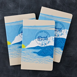 "WRITE NOW JOURNAL - ""Live in the sunshine. Swim the sea..."