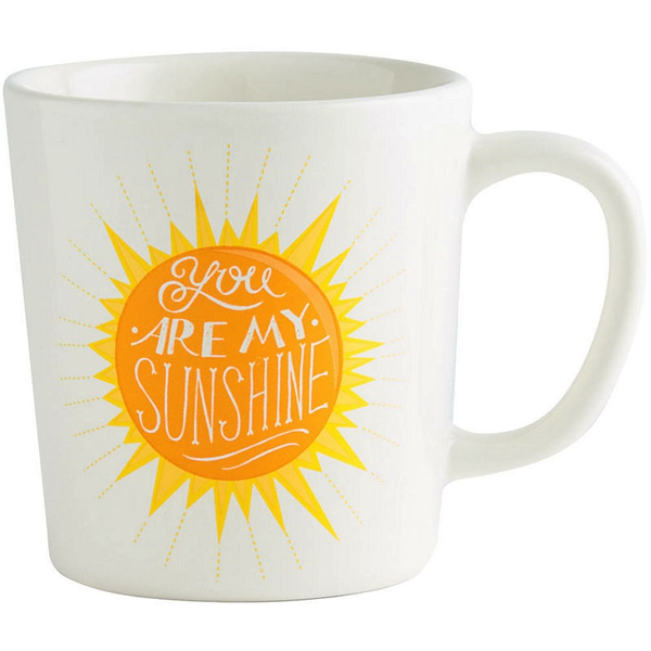 """You are my sunshine"" Mug"