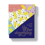 Up For Anything - Boxed Card Set