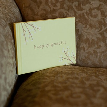 Happily Grateful - Gift Book
