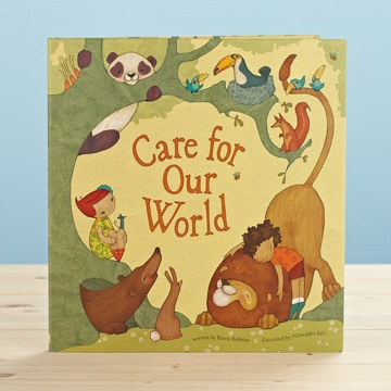 Care for Our World - Gift Book