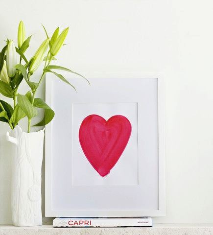 Big Love - art print