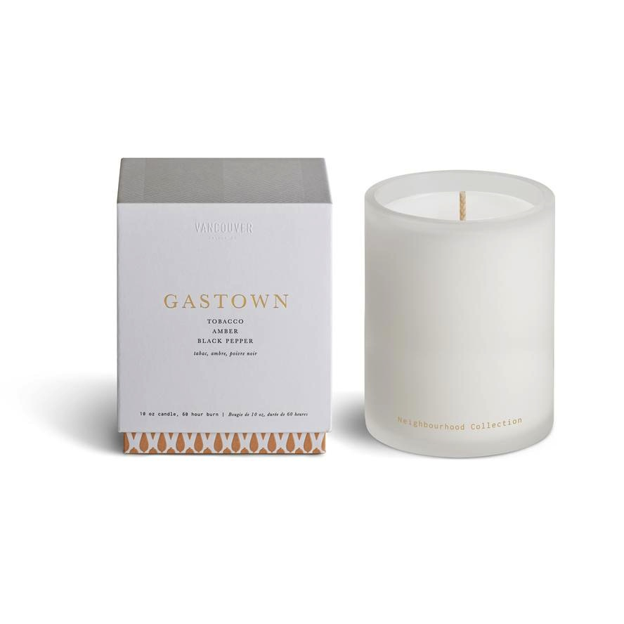 Soy Candle - Gastown