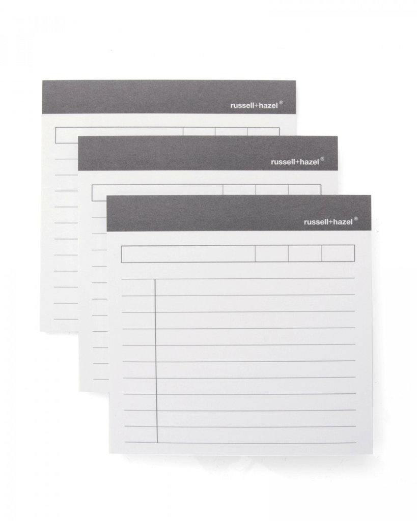memo adhesive notes charcoal zing paperie design inc