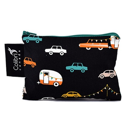 Colibri Small Snack Pouch - Road Trip