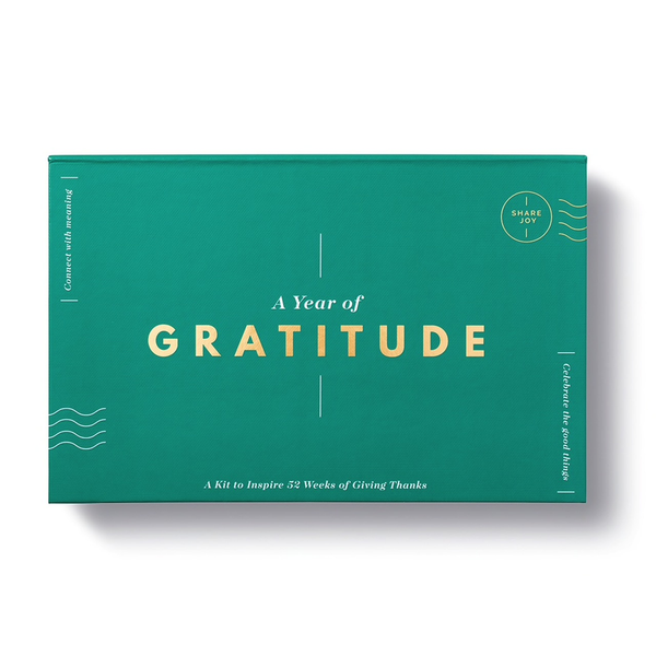 Note Card Kits - A Year of Gratitude
