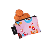 Small Snack Pouch - Sports Girl