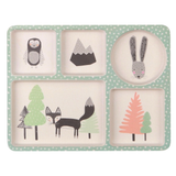 Bamboo 5pc Set - Fox and Friends