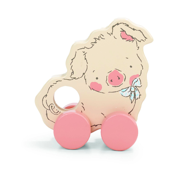 Hammie Push Toy