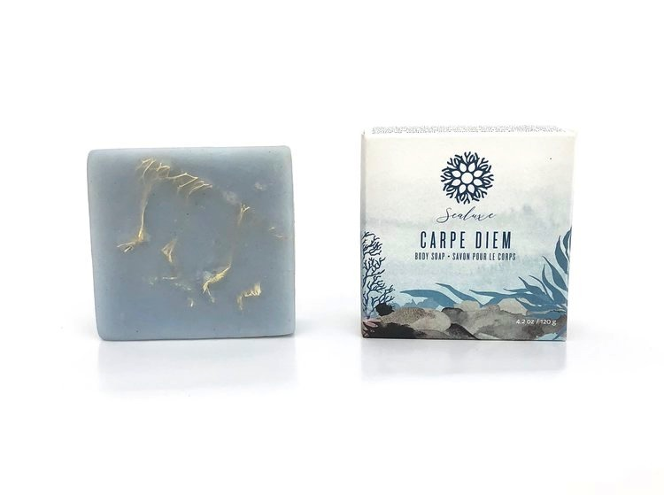 Soap Bar - Carpe Diem