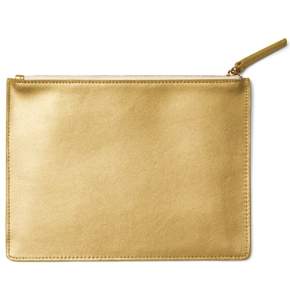 Mini Clutch (Gold)