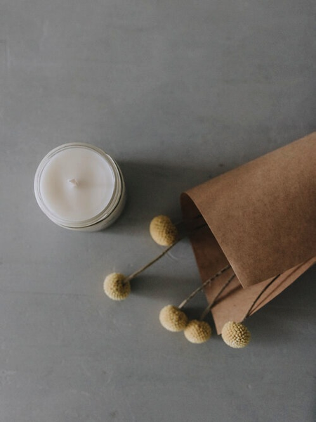 Juniper + White Currant Soy Wax Candle