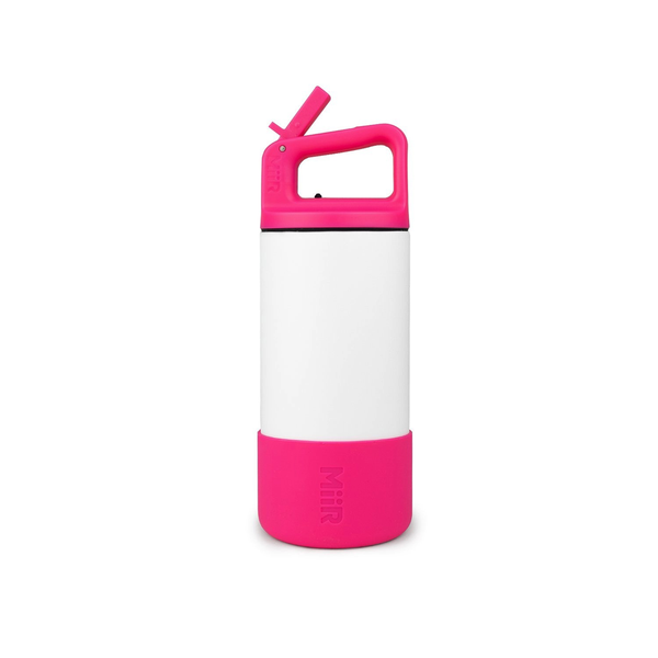 Kids Bottle | White-Pink