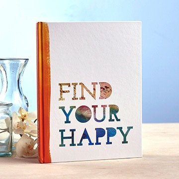Find Your Happy - GIft Book