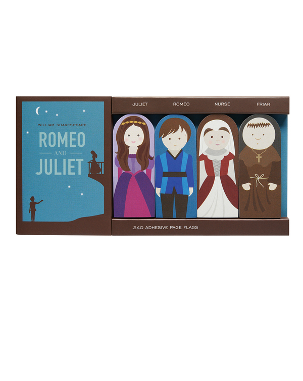 Classic Characters: Romeo and Juliet