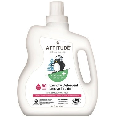 Nature+ Little Ones Laundry Detergent Fragrance Free
