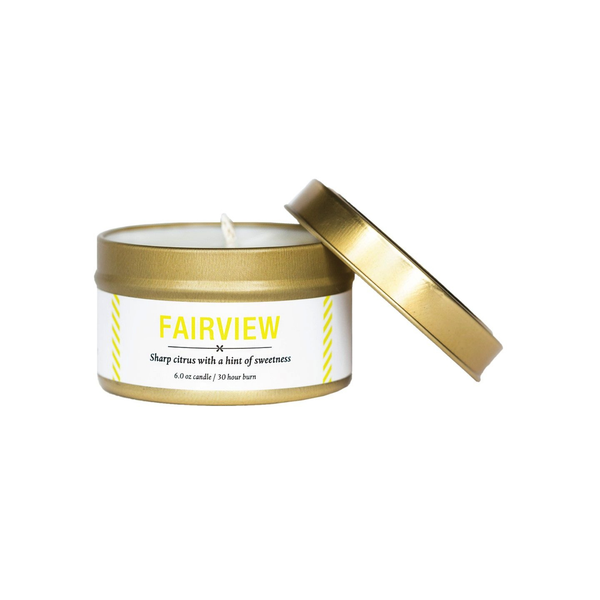 Travel Tin Soy Candle - Fairview