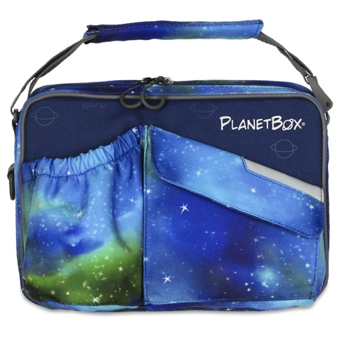 Planet Box - Carry Lunch Bag - Nebula