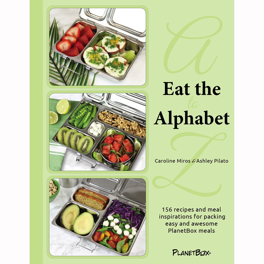 Cook Book - Eat the Alphabet