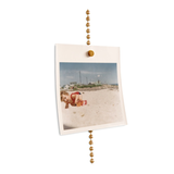 Chained Up! Photo Holder - Gold