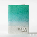 Boxed Thank You Cards - Caribbean