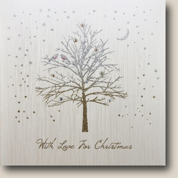 OMBRE CHRISTMAS - With Love At Xmas (Tree)