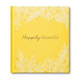 Gift Book - Happily Grateful