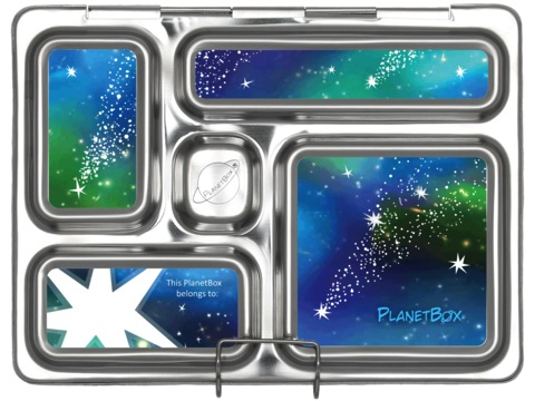 Rover Lunchbox Magnets - Nebula