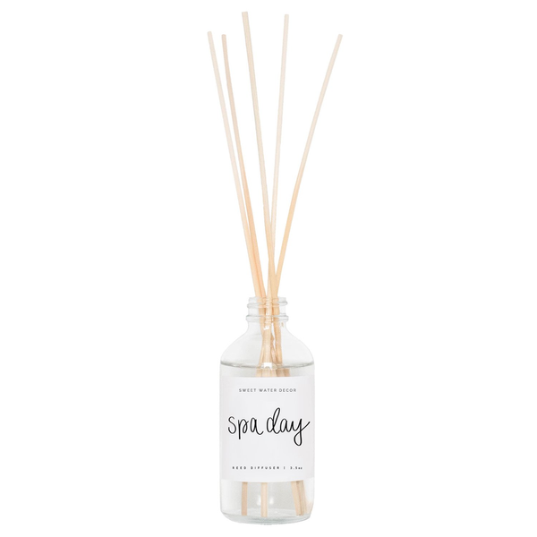 Reed Diffuser - Spa Day