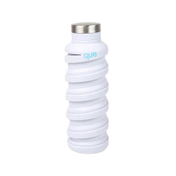 Que Bottle 20 oz Glacier White