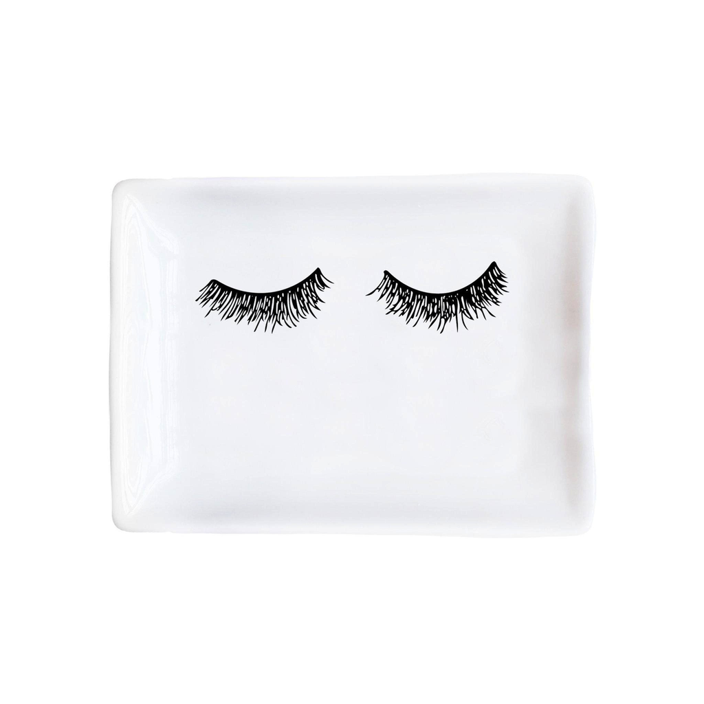 Lashes Jewelry Dish