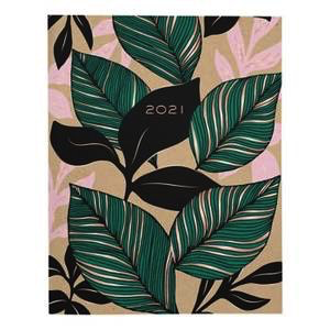 2021 Monthly Booklet (Leaves)