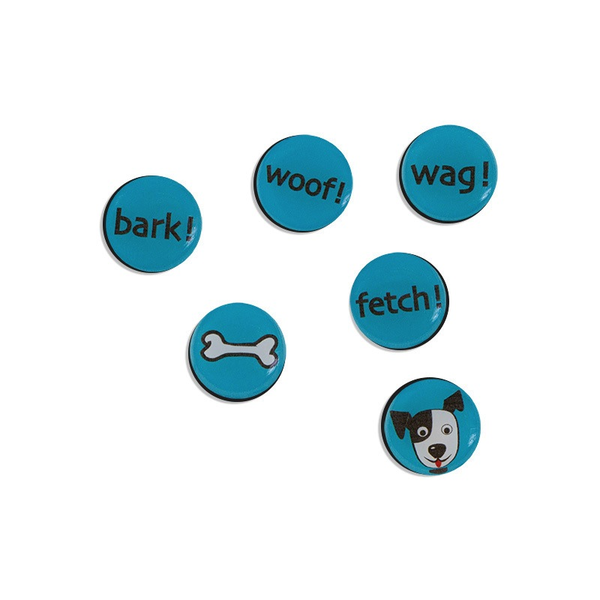 Button Magnets - Dog Lover