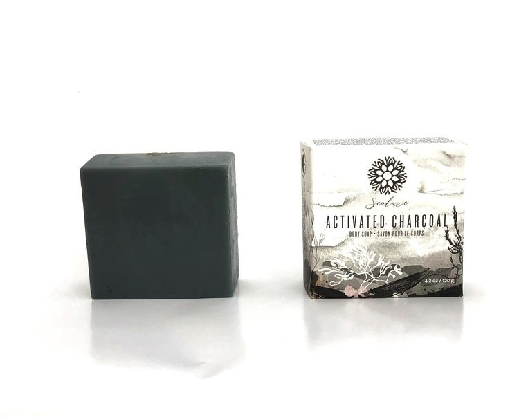 Soap Bar - Activated Charcoal