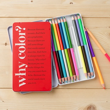 Why colour? - Pencil Set