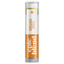 VEGAN - PEACH Lip Balm