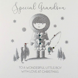 ICED SILVER - Special Grandson