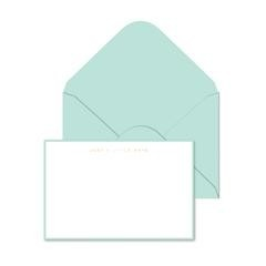 """Little Note"" Note Card Set"