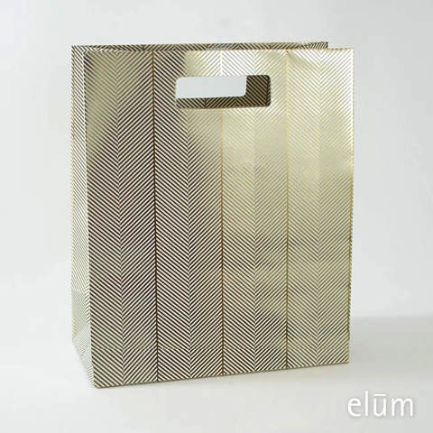 Gift Bag - Cotton Twill (Foil)