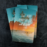 "WRITE NOW JOURNAL - ""Find what brings you joy..."""