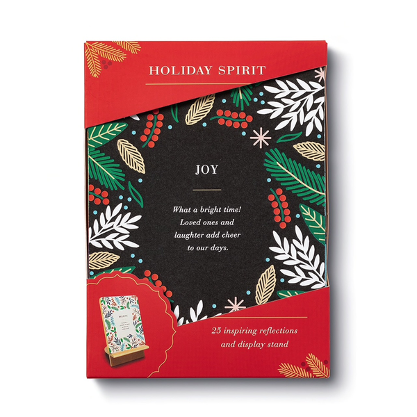 Inspiration Cards - Holiday Spirit