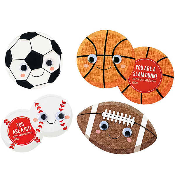All-Star Valentine's Craft Kit