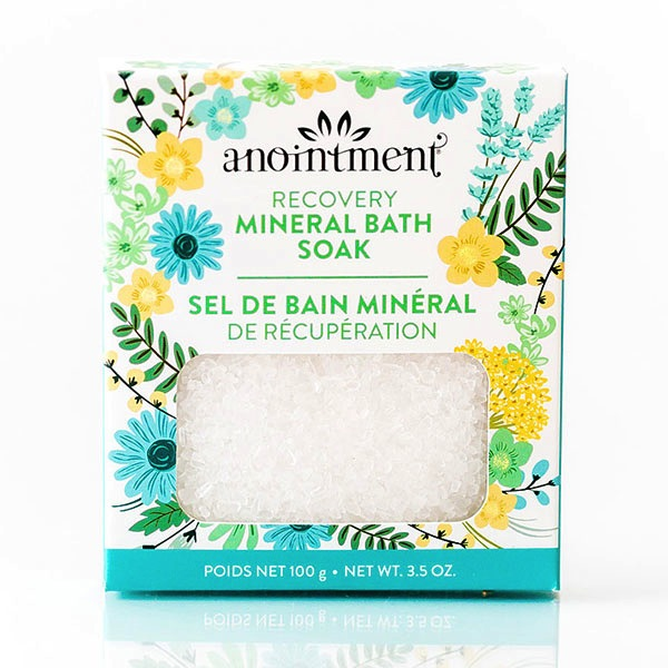 Anointment - Recovery Mineral Bath Salt