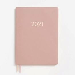 2020-2021 Chicago Ave-Mauve Large WEEKLY Planner