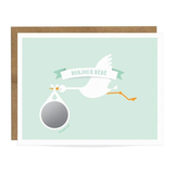Mint Stork Scratch-off Card