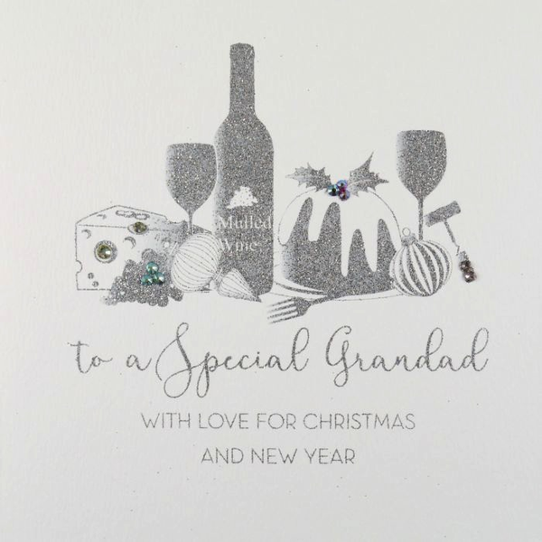 ICED SILVER - To A Special Granddad