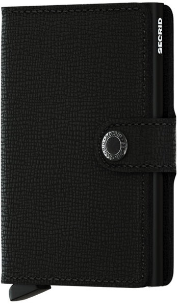 MINI Wallet - crisple black